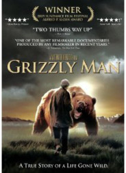 GRIZZLY MAN - IN NATURE THERE ARE BOUNDRIES