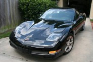 Non Pop-Up Headlights C5 Corvette