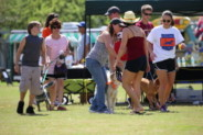 DOGGIE DERBY AT BALDWIN PARK, ORLANDO FLORIDA