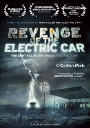 REVENGE OF THE ELECTRIC CAR Sequel to WHO KILLED THE ELECTRIC CAR